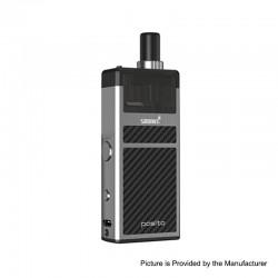 Authentic Smoant Pasito 25W 1100mAh Mod Pod System Starter Kit - Silver, 3ml