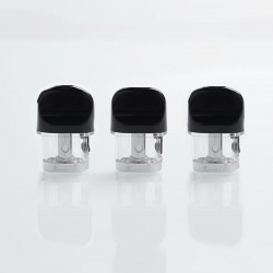 Authentic SMOKTech SMOK Novo 2 Pod System Replacement Pod Cartridge w/ 1.0ohm Mesh Coil - 2ml (3 PCS)