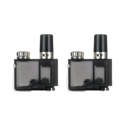 [Ships from HongKong] Authentic Lost Vape Replacement Pod Cartridge for Orion DNA GO Starter Kit - 2ml, 0.5 Ohm (2 PCS)