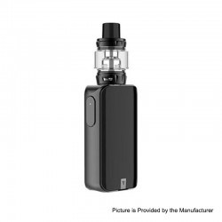 [Ships from HongKong] Authentic Vaporesso LUXE S 220W TC VW Box Mod + SKRR-S Tank Atomizer Kit - Black, 5~200W, 8ml, 2 x 18650