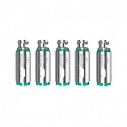 [Ships from HongKong] Authentic Aspire Replacement Coil Heads for Breeze 2 Starter Kit - 1.0 Ohm (5 PCS)