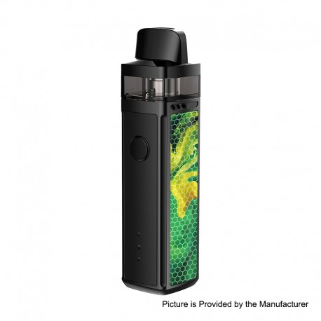 Authentic VOOPOO VINCI R 1500mAh VV Mod Pod System Starter Kit - Jade Green, 3.2~4.2V, 5.5ml (Standard Edition)