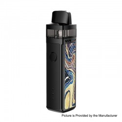 Authentic VOOPOO VINCI R 1500mAh VV Mod Pod System Starter Kit - Hill Yellow, 3.2~4.2V, 5.5ml (Standard Edition)