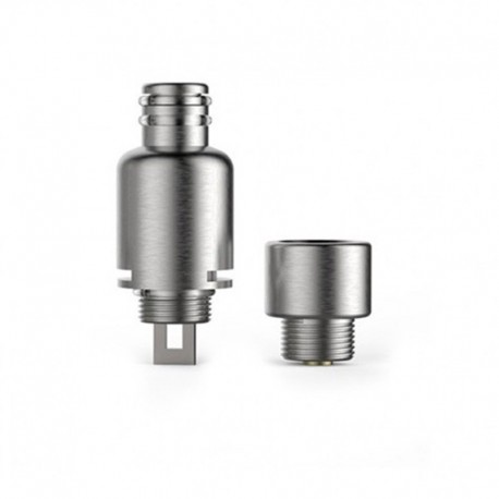 [Ships from Germany] Authentic Smoant Pasito Pod System Replacement RBA Single Coil Head - Silver