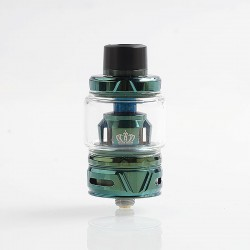 [Ships from HongKong] Authentic Uwell Crown 4 IV Sub Ohm Tank Clearomizer - Green,6ml, 0.4 Ohm, 28mm Diameter