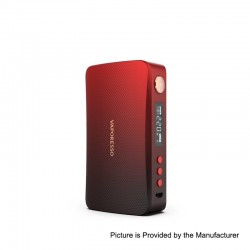 [Ships from HongKong] Authentic Vaporesso GEN 220W TC VW Box Mod - Red, 5~220W, 2 x 18650