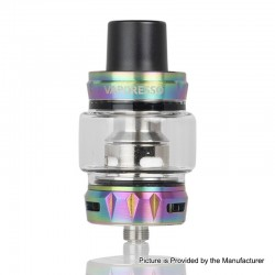 Authentic Vaporesso SKRR-S Sub-Ohm Tank Atomizer - Rainbow, 0.2ohm / 0.15ohm, 5ml / 8ml, 26mm Diameter