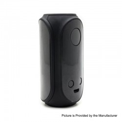 Authentic asMODus Tribeaut 80W TC VW Variable Wattage Box Mod - Black, 5~80W, 1 x 18650