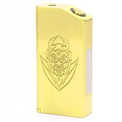 Brass EL Diable Mechanical Box Mod
