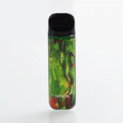 [Ships from HongKong] Authentic SMOKTech SMOK NOVO 2 25W 800mAh Pod System Starter Kit - Green Red, 1.0ohm, 2.0ml