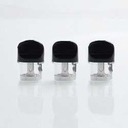 [Ships from HongKong] Authentic SMOKTech SMOK Novo 2 Pod System Replacement Pod Cartridge w/ 1.0ohm Mesh Coil - 2ml (3 PCS)