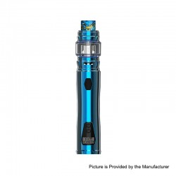 Authentic HorizonTech Falcon 80W VW Mod + Falcon King Sub Ohm Tank Starter Kit - Blue, 0.16 / 0.38ohm, 6ml, 5~80W, 1 x 18650