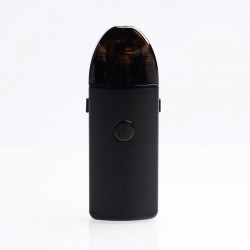 Authentic Vapefly Jester 1000mAh Rebuildable Pod System Starter Kit DIY Pod Version- Matte Black, 2ml, 0.5ohm