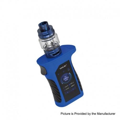 Authentic SMOKTech SMOK MAG P3 230W TC VW Box Mod w/ TFV16 Tank Kit - Blue Black, 1~230W, 2 x 18650, 9ml (Standard Edition)