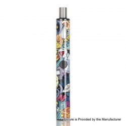 [Ships from HongKong] Authentic Innokin Jem Pen Pod System 13W 1000mAh AIO Starter Kit - Cosmos, 1.6ohm / 2.0ohm, 2ml