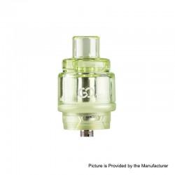 Authentic Innokin GoMax Plex-3D Multi-Use Disposable Sub Ohm Tank Clearomizer - Green, 5.5ml, 0.19ohm, 24mm Diameter