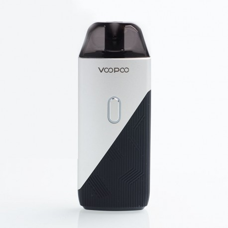 Authentic VOOPOO Find S Trio 23W 1200mAh Pod System Starter Kit - Silver, 3.0ml, 6~23W