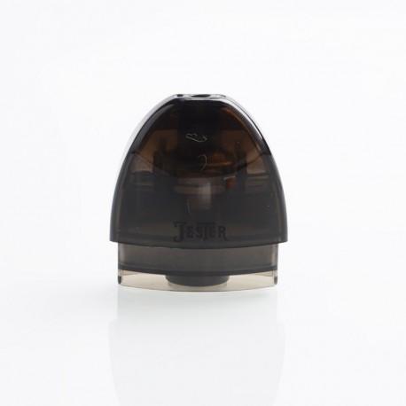 Authentic Vapefly Jester DIY Pod Cartridge for Jester Meshed Pod Kit - Black, 2ml