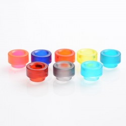 810 Replacement Drip Tip for 528 Goon /Reload /Battle /CSMNT Cosmonaut /Unholy /Apocalypse GEN 2 /Reload RDA - Random Color, PC