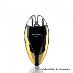 Authentic Bohr Hunter 12W 360mAh Pod System Starter Kit - Gold, Zinc Alloy + Plastic, 2ml, 1.2ohm / 1.6ohm, 7~12W