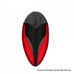 Authentic Bohr Hunter 12W 360mAh Pod System Starter Kit - Red, Zinc Alloy + Plastic, 2ml, 1.2ohm / 1.6ohm, 7~12W