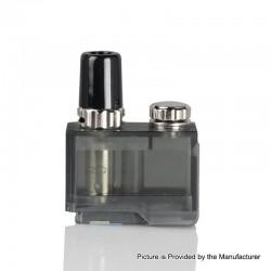 Authentic Lost Vape Orion Plus Pod System Replacement Pod Cartridge - Black, 0.25ohm / 0.5ohm, 2ml