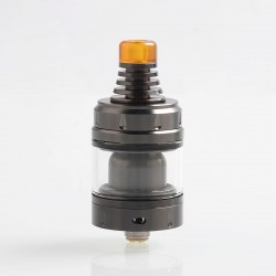 [Ships from HongKong 2] Authentic Vandy Vape Berserker V1.5 MTL RTA Rebuildable Tank Atomizer - GunMetal,SS,2.5ml, 24mm Diameter