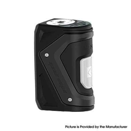 Authentic GeekVape AEGIS 100W TC VW Variable Wattage Squonk Box Mod - Black, 5~100W, 1 x 18650