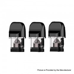 [Ships from HongKong 2] Authentic SMOKTech SMOK Novo Pod System Replacement Pod Cartridge w/ 1.5ohm Coil - 2ml (3 PCS)