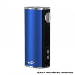 Authentic Eleaf iStick T80 80W 3000mAh VW Variable Wattage Battery Box Mod - Blue, Aluminum Alloy, 1~80W