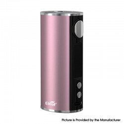Authentic Eleaf iStick T80 80W 3000mAh VW Variable Wattage Battery Box Mod - Rose Gold, Aluminum Alloy, 1~80W