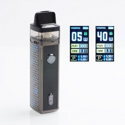 Authentic VOOPOO VINCI 40W 1500mAh VW Mod Pod System Starter Kit - Peacock, 5~40W, 5.5ml (Standard Edition)