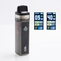 Authentic VOOPOO VINCI 40W 1500mAh VW Mod Pod System Starter Kit - Jade Scarlet, 5~40W, 5.5ml (Standard Edition)
