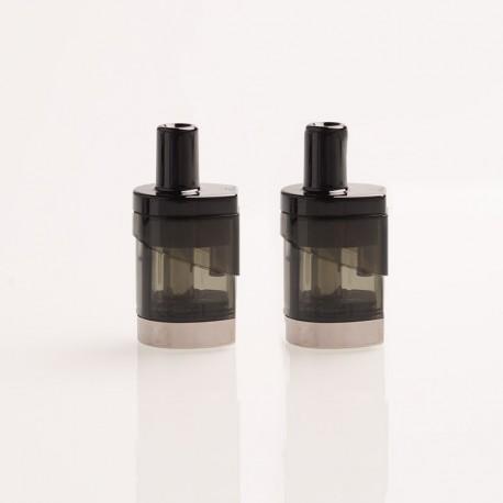 Authentic Vaporesso PodStick Pod System Kit Replacement Pod Cartridge w/ 0.6ohm Mesh Coil - 2ml (2 PCS)