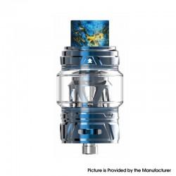 Authentic HorizonTech Falcon II Sub Ohm Tank Atomizer - Blue, Stainless Steel + Resin, 5.5ml, 25.4 Diameter