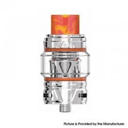 Authentic HorizonTech Falcon II Sub Ohm Tank Atomizer - SS, Stainless Steel + Resin, 5.2ml, 25.4 Diameter