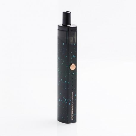 Authentic Vaporesso PodStick 900mAh Pod System Starter Kit - Splashed, 0.6ohm / 1.3ohm, 2ml