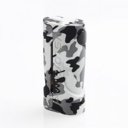 Authentic Vapor Storm Eco 90W Mechanical Box Mod - CAMO Gray, ABS, 1 x 18650