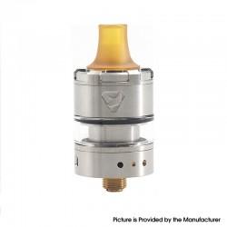 Authentic Advken Manta V2 MTL 2.0 RTA Rebuildable Tank Atomizer - SS, Stainless Steel + Glass, 2ml, 22mm Diameter