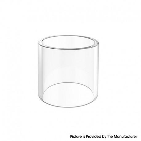 Authentic Hellvape Fat Rabbit Sub Ohm Tank Replacement Tank Tube - Transparent, Glass, 2ml