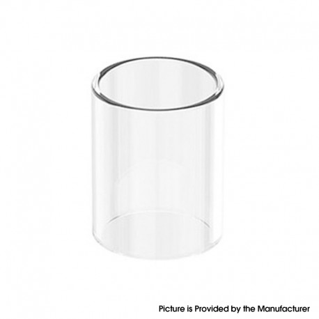 Replacement Tank Tube for SMOKTech SMOK TFV12 Prince Tank - Transparent, Glass, 8ml