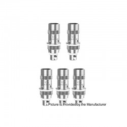 [Ships from HongKong] Authentic Aspire Nautilus 2 Replacement Coil Heads - 0.7 Ohm (18~23W) (5 PCS)