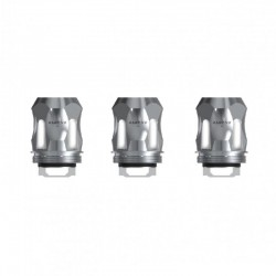 [Ships from HongKong] Authentic SMOK Replacement A1 Coil Head for TFV8 Baby V2 Sub Ohm Tank - Silver, 0.17ohm (90~140W) (3PCS)