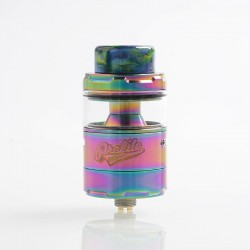 [Ships from HongKong] Authentic Wotofo Profile Unity RTA Rebuildable Tank Atomizer - Rainbow, SS, 5ml, 25mm Diameter