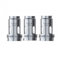 [Ships from HongKong] Authentic SMOKTech SMOK Replacement Mesh Coil for TFV16 Tank- Silver, Nickel-chrome, 0.17ohm (120W) (3PCS)