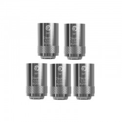 [Ships from HongKong] Authentic Joyetech BF Clapton Replacement Coil for Cubis Tank - Silver, 1.5 Ohm (5 PCS)