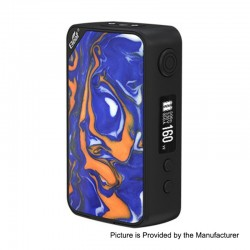 [Ships from HongKong 2] Authentic Eleaf iStick Mix 160W TC VW Variable Wattage Box Mod - Seabed Snaker, 2 x 18650