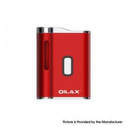 Authentic OILAX Cano 420mAh Vaporizer Box Mod Battery - Red