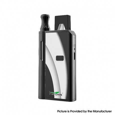 Authentic Kangvape 420-2IN1 650mAh APV VV Variable Voltage Box Mod - White, Stainless Steel, 1.0ohm~3.0ohm