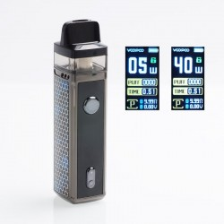 [Ships from HongKong] Authentic VOOPOO VINCI 40W 1500mAh VW Mod Pod System Starter Kit - Peacock, 5~40W, 5.5ml (Standard)